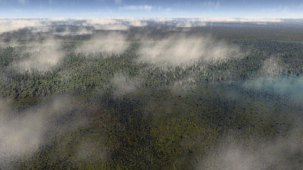 Landschap in overzicht