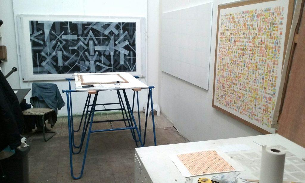 Atelier, maart 2017