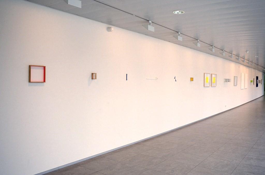 Expositie Noord Brabants Museum, Tuingalerij, 1991